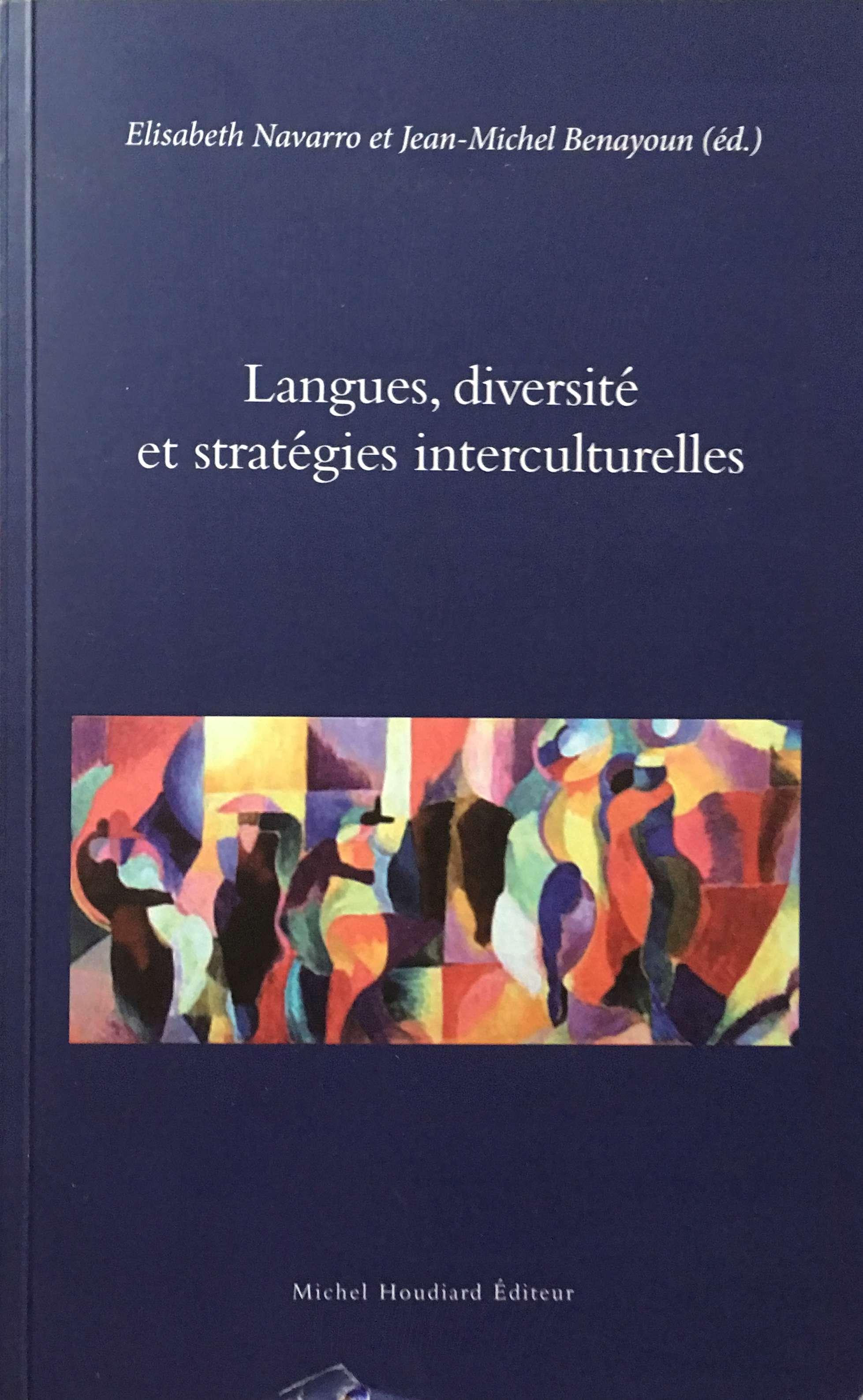 Langues diversités 1ère de couverture