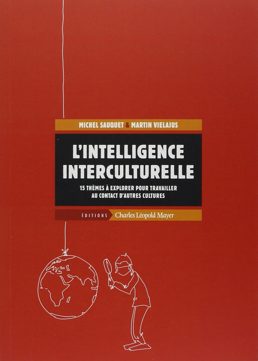 L'intelligence interculturelle 1ère de couverture