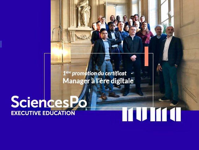 Numa Sciences Po 1ère promotion